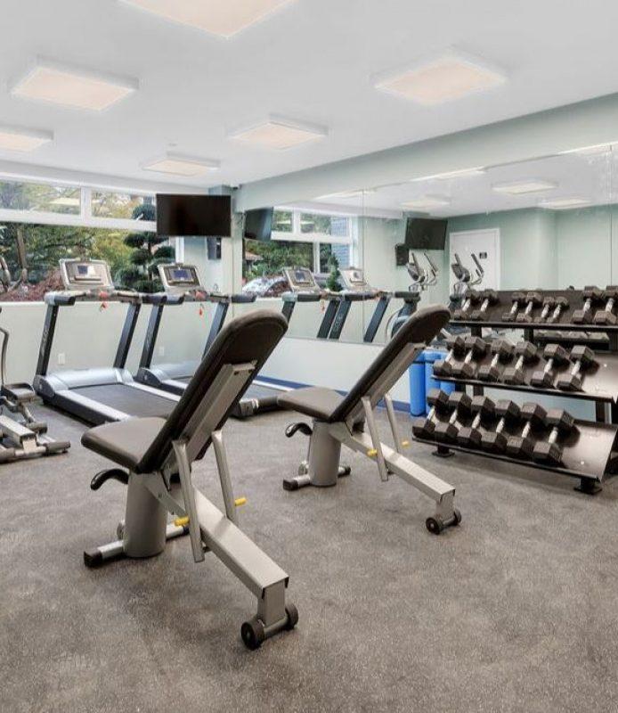 991 Ocean Avenue Gym